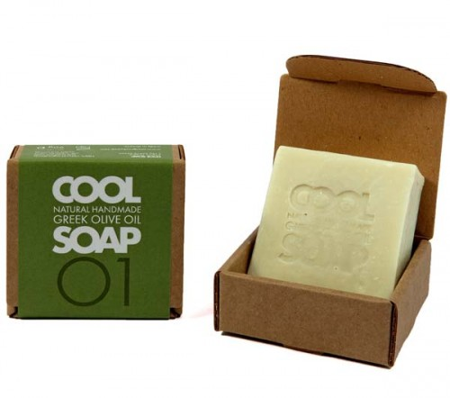 Cool Soap: A Natural Olive Oil Soap