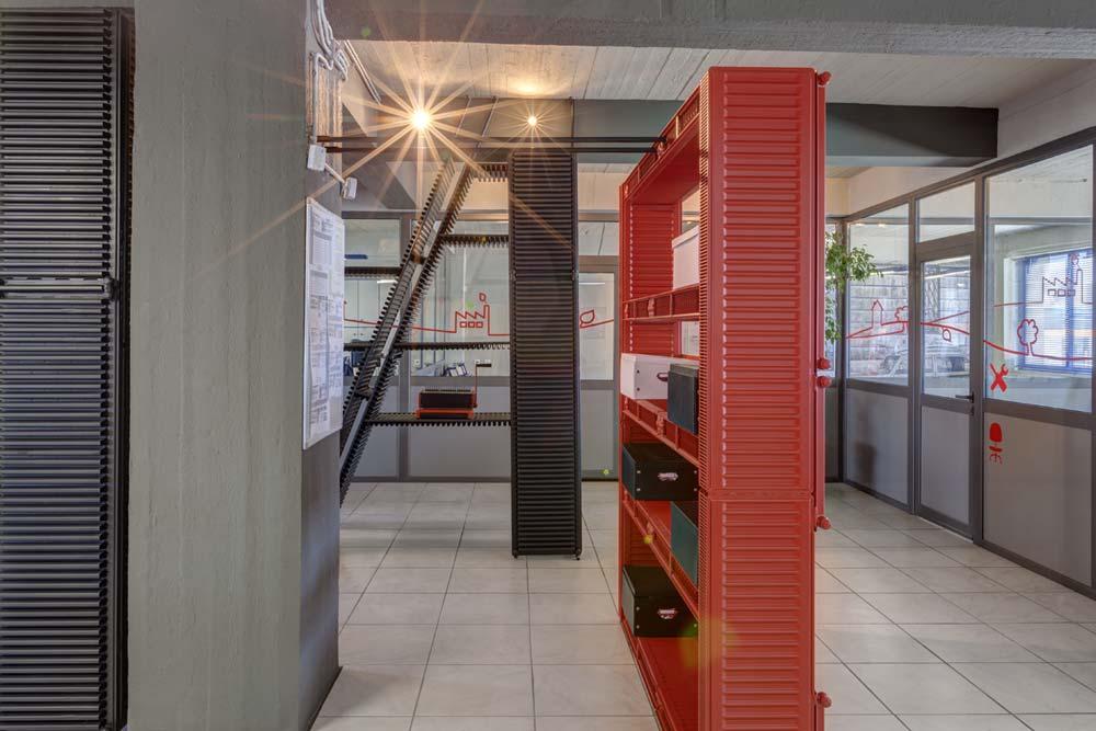 Caloria interior design by Golden Ratio - The Greek Foundation Golden Ratio