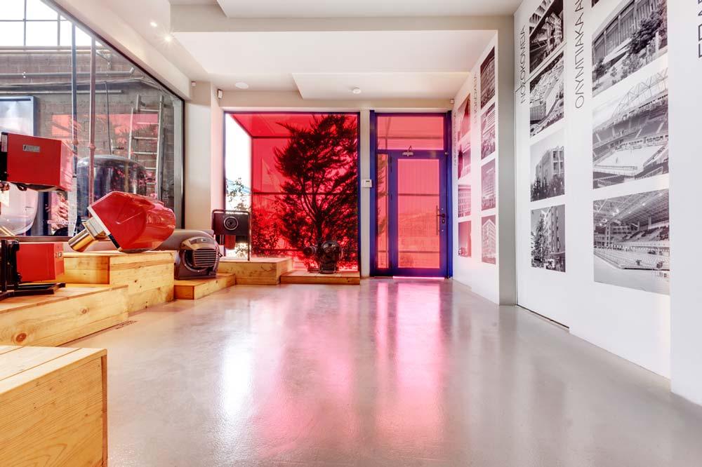 Caloria Interior Design By Golden Ratio The Greek Foundation