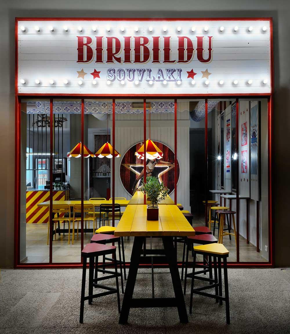 Kitchen Bar Thessaloniki: Biribildu By Minas Kosmidis