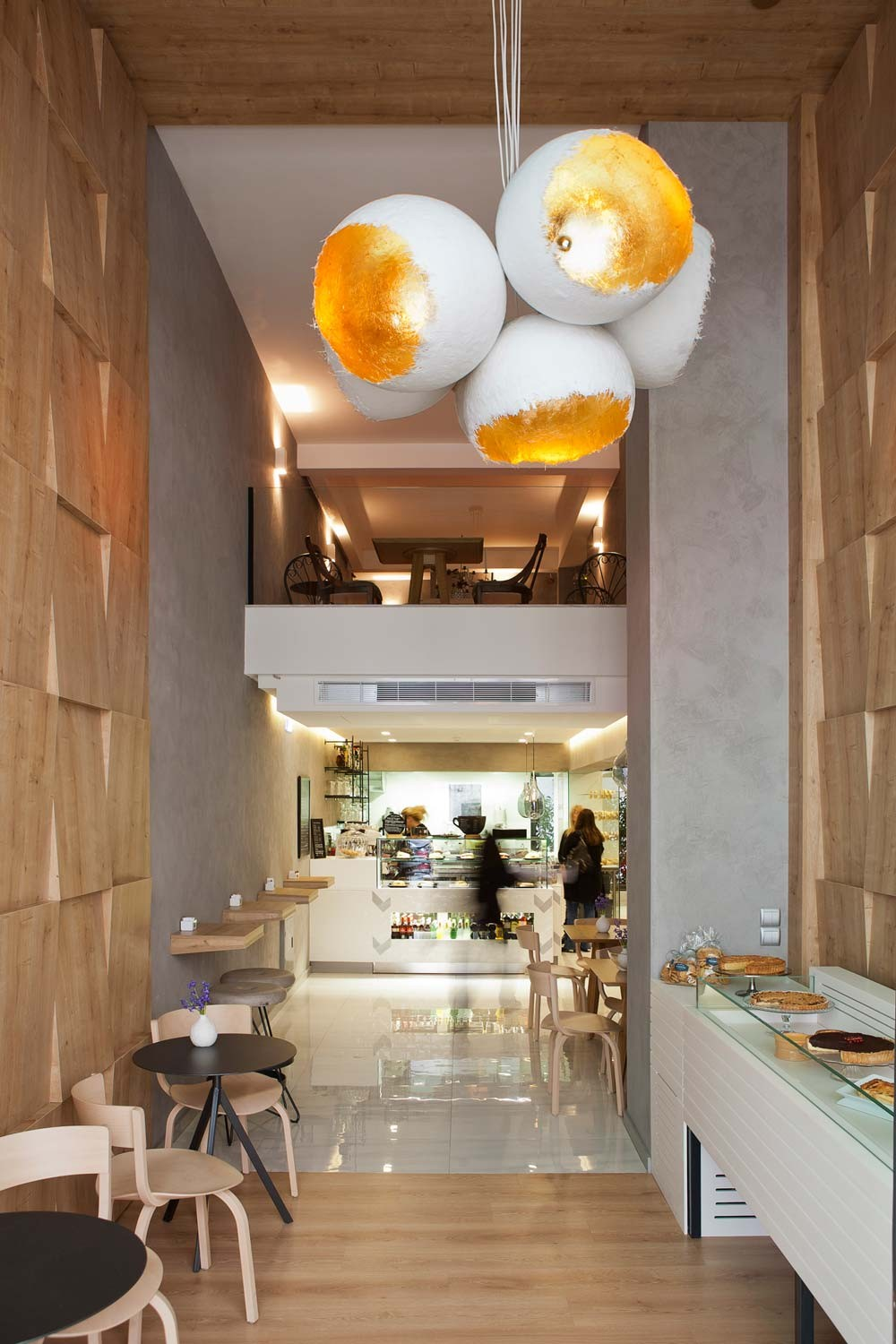 Madeya bagel coffee shop by angeliki antonakopoulou the