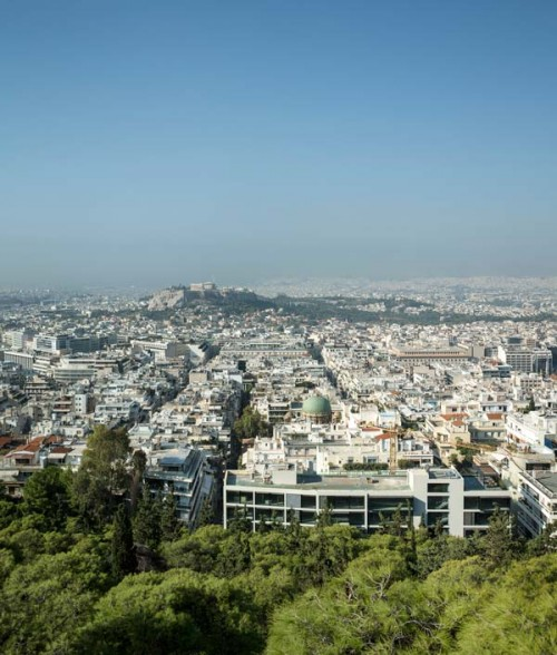 Athens Apartments: One Athens Apartment Building By Divercity Architects