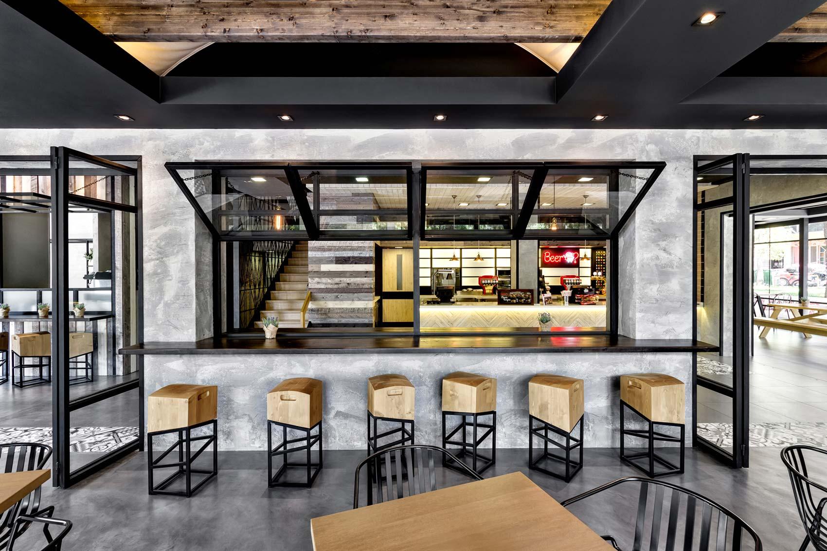 Keratsini Goody S Burger House By Chadios Associates The