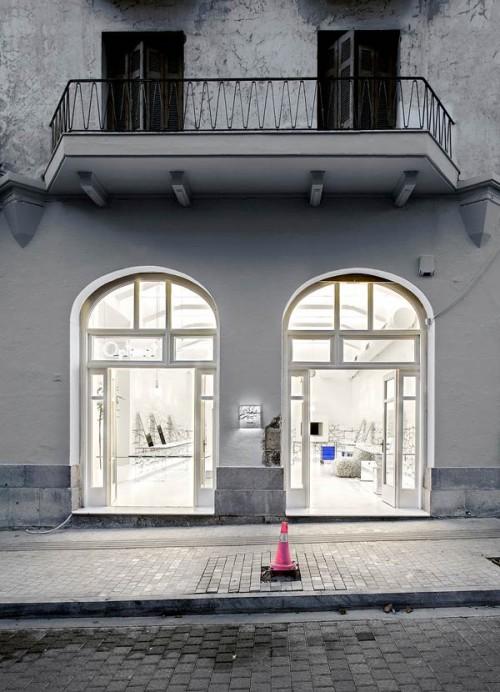 Architecture Studio c_29 optimist optical shop314 architecture studio - the greek
