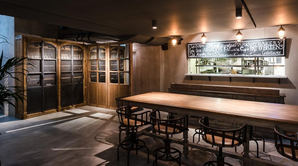 Nola Eatery & Social House by Stones and Walls - The Greek Foundation