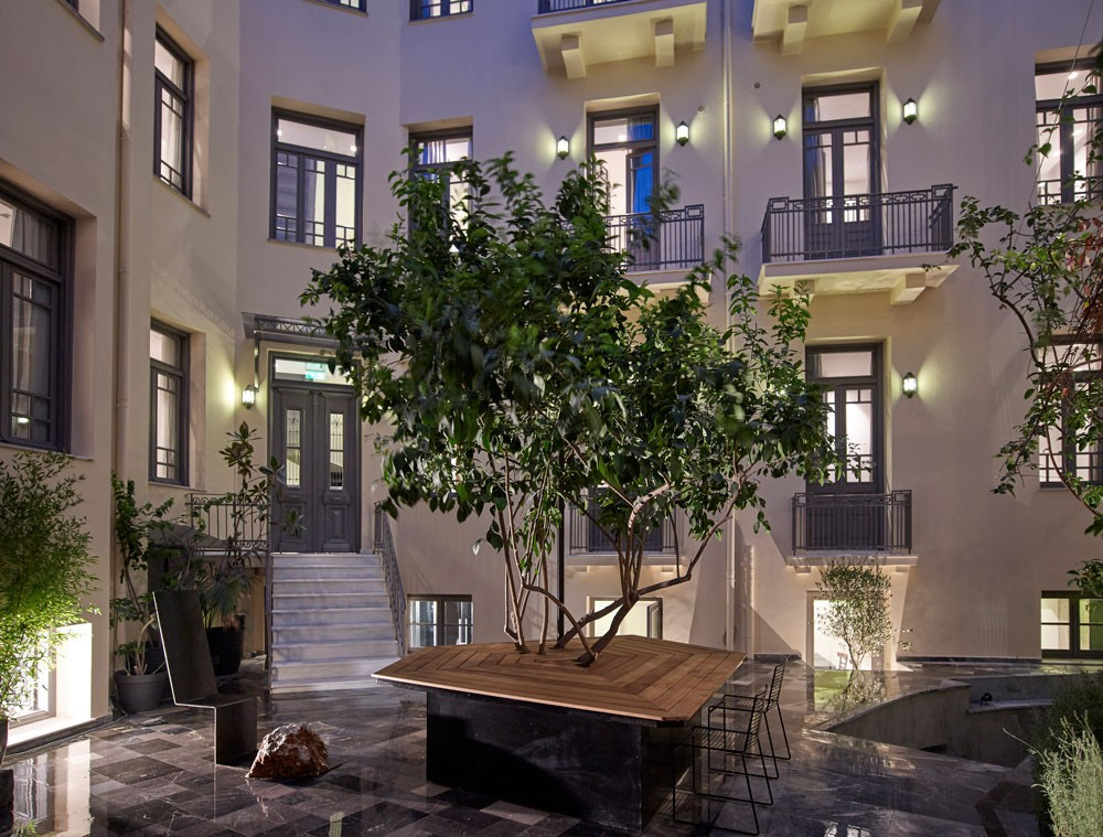 Athens Design Yard: In[n]Athens By Workshop Dionisis Sotovikis