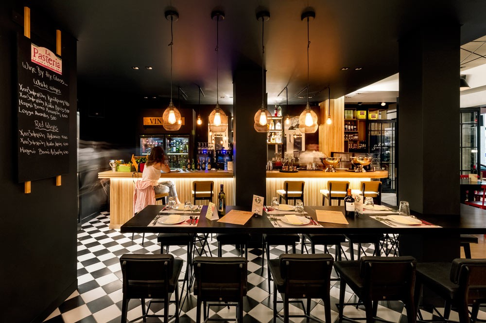 La Pasteria By Chadios Associates The Greek Foundation