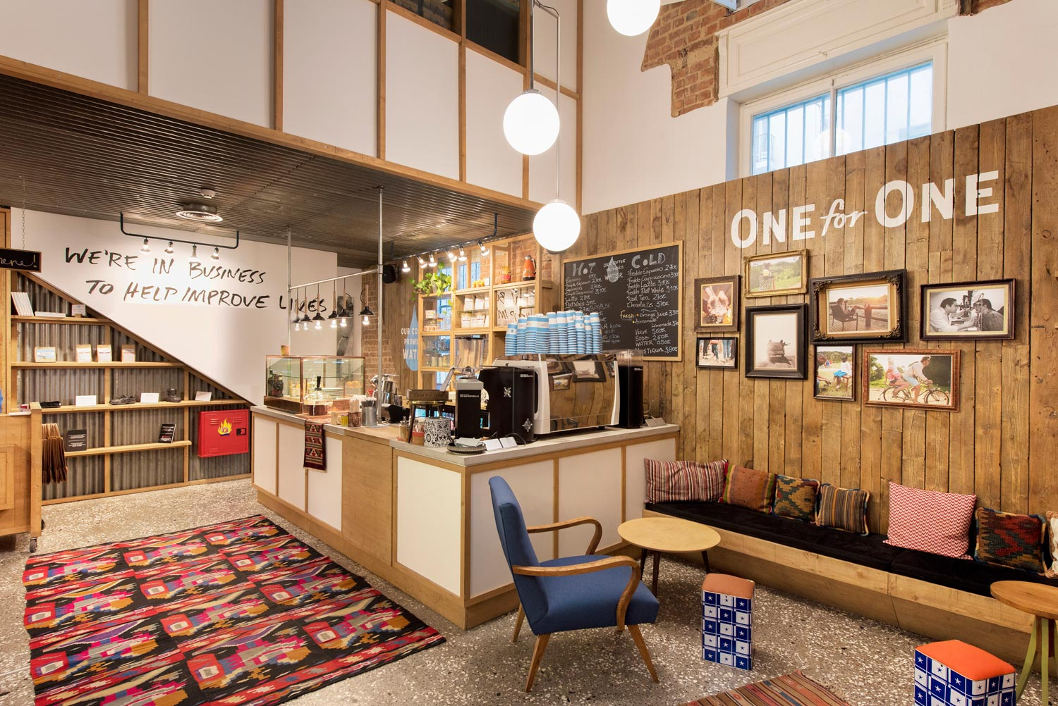 Thessaloniki Toms Flagship Store Amp Caf 233 The Greek Foundation