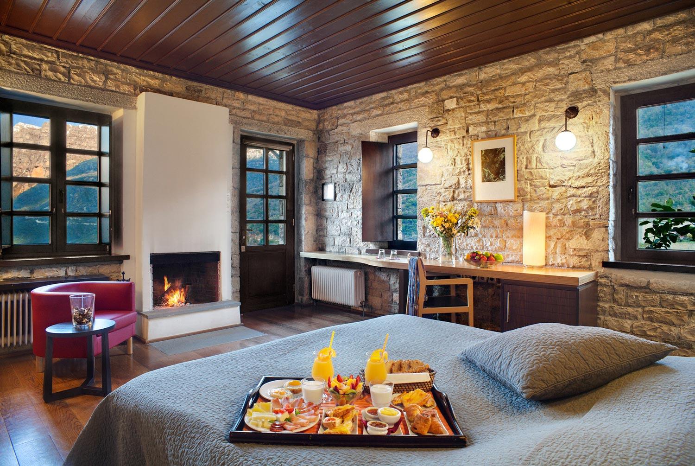 Aristi Mountain Resort+Villas - The Greek Foundation