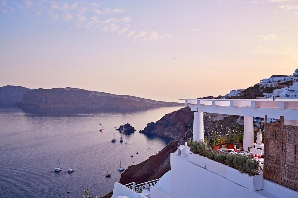 Katikies Hotel Santorini The Greek Foundation