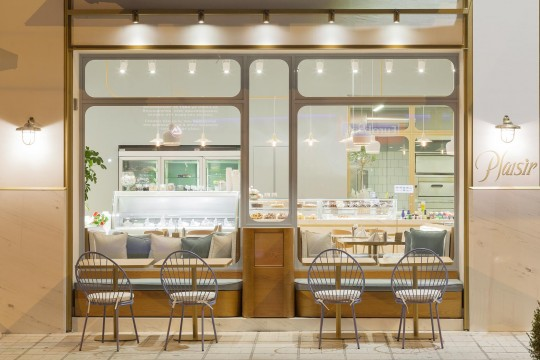Plaisir Patisserie by Urban Soul Project