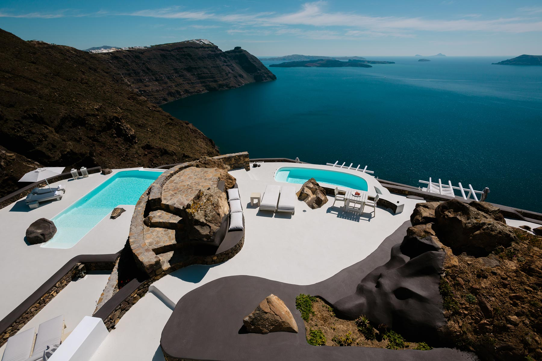 Aenaon Villas When Tradition Coexists In Perfect Harmony