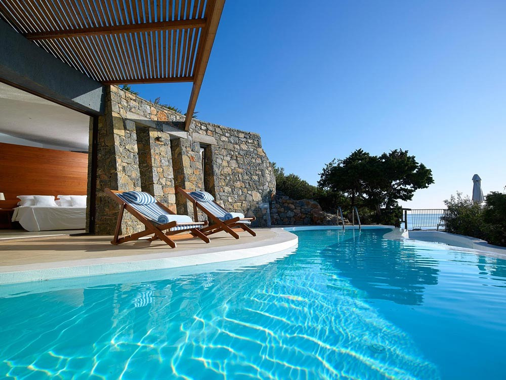 Creta Blue Boutique Hotel And Suites Koutouloufari Griechenland