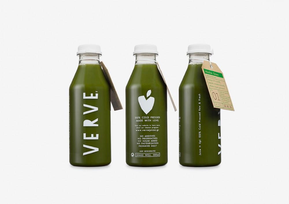 Verve Juices By Bob Studio The Greek Foundation