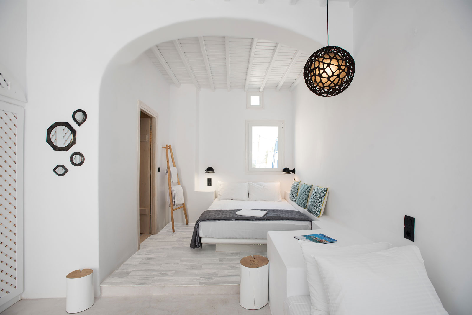 Summer House In Mykonos By Kparchitects The Greek Foundation