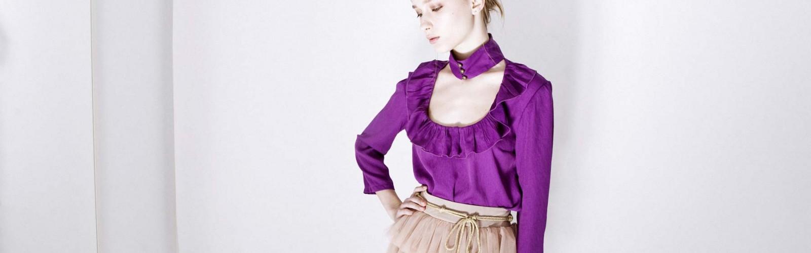 Samantha Sotos AW14-15 Collection - The Greek Foundation