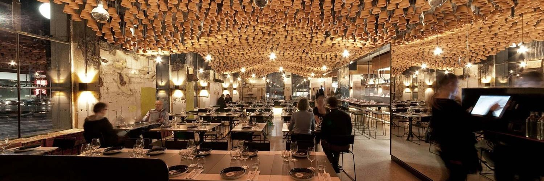 Gazi restaurant by march studio the greek foundation