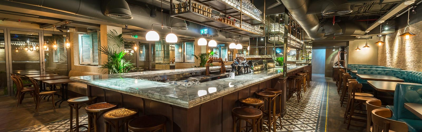 Nola Eatery Social House by Stones and Walls The Greek Foundation