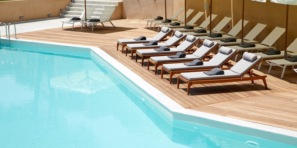 Grace Suites Pool