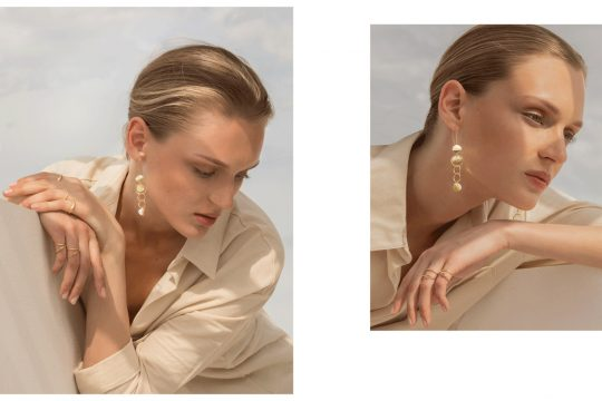 Bonvo jewelry handcrafted by Greek designers in London