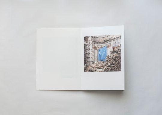 """Pendulum"" photobook by Stefania Orfanidou"
