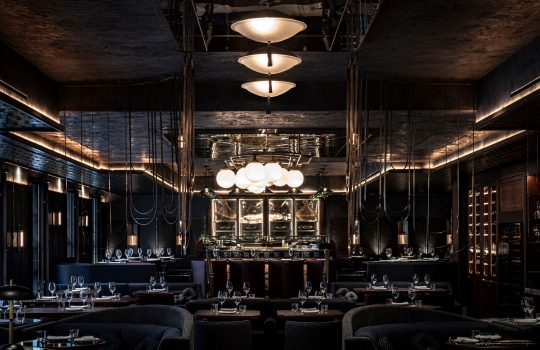 Lucky Cat: Gordon Ramsay's new restaurant designed by AfroditiKrassa