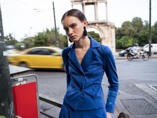 "Ioanna Kourbela Basics SS '20 Collection ""Cycladicland"""