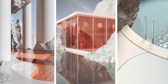 Alexis Christodoulou's Imagined Architecture