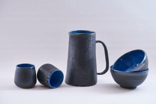 'Kerameio' ceramic studio in Serifos island