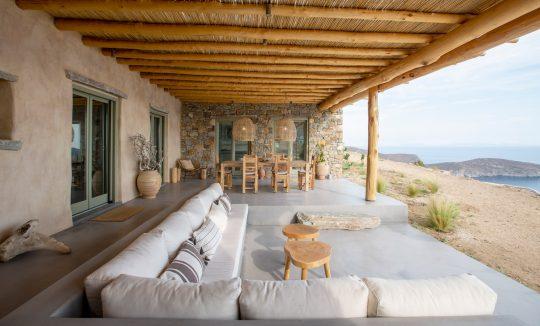 Pénde Natura Residences in Serifos island