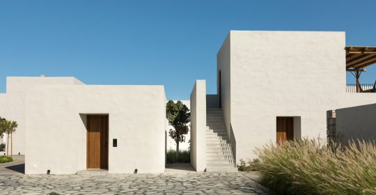 OKU in Kos island by Mastrominas Architecture