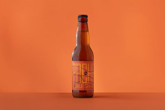 Pachamama beer by Slab design studio