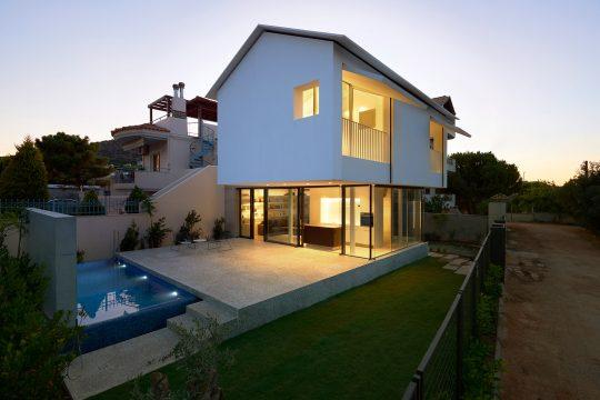 House E in Artemida, Greece by Buerger Katsota Architects