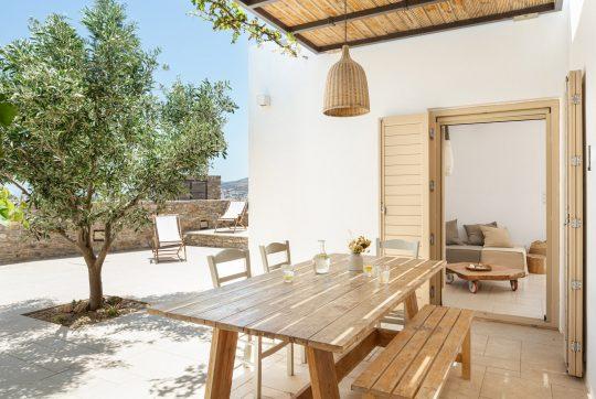 Mylos residential complex in Antiparos island by Nikolas Athanasoulias