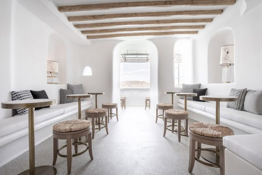 Rhapsody Myconian Stories in Mykonos island by Minas Kosmidis Architects