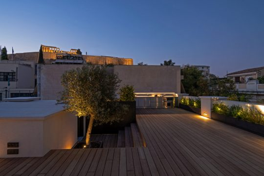 Neoclassical residence renovation in Acropolis area by Anastasia G. Filippeou