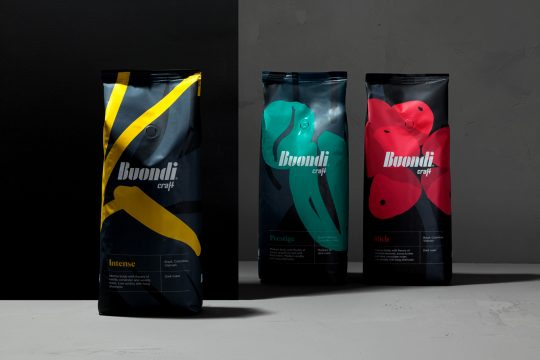 Buondi Craft Packaging by busybuilding