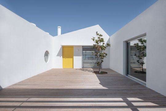 Beach House Neratza by R.C.TECH