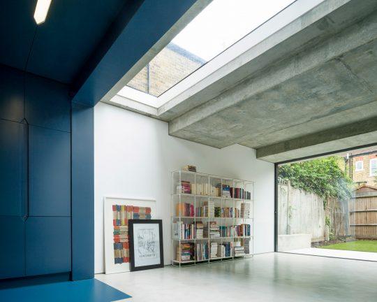 Slab House by Bureau de Change Architects
