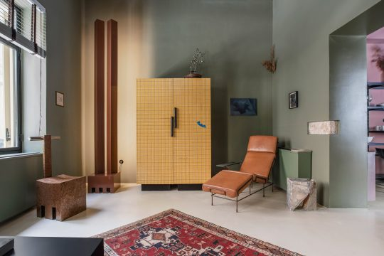Esperinos guest-house in Athens by Stamos Michael
