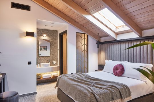 Lithia Boutique Hotel in Ioannina by G2lab