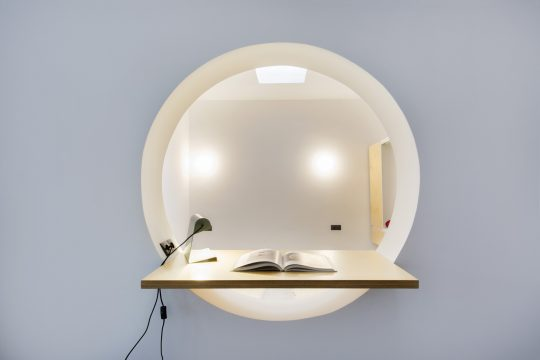 Lycabettus Hill Studio apartment, Athens by SOUTH architecture