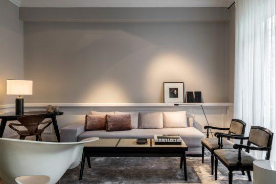 Studio Bonarchi boutique interior design agency in central Athens