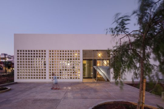 A House with Four Gardens in Nicosia, Cyprus by draftworks*architects