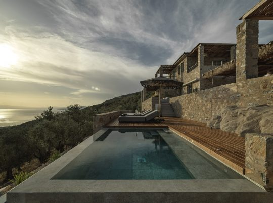 PELIVA Nature & Suites in Pelion, Greece by G2lab