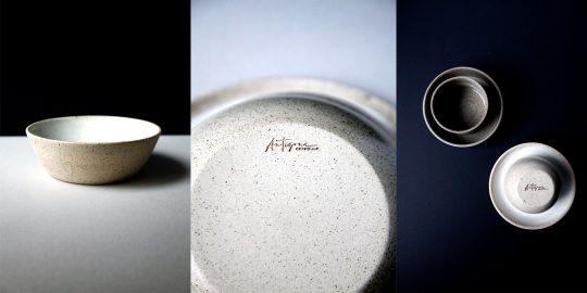 Antigone Ceramics - bespoke ceramic dinnerware