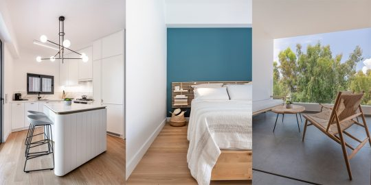 Apartment in Alimos area, Athens by do designers