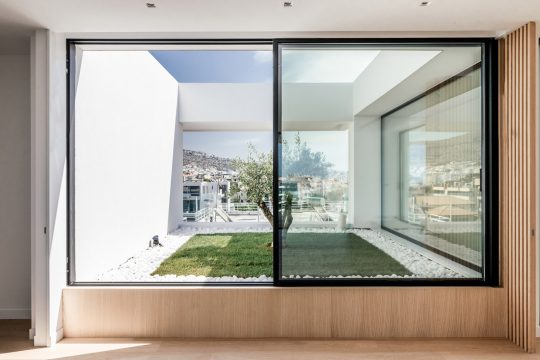 Dousmani Apartments in Athens by Tsolka Architects
