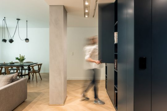 HH Apartment in Athens by Cream Architects
