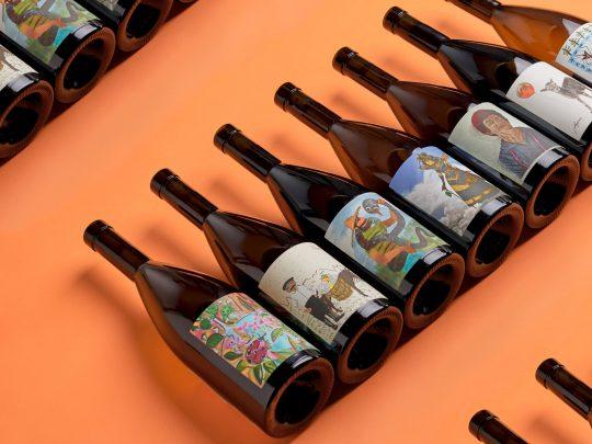 Vouni Panayia Winery Microvinifications III by Marios Karystios